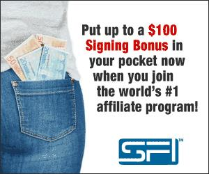 SFI is an awesome opportunity. Where else can we find these benefits? Multiple ways to earn; numerous prizes to win; tons of free information to propel us toward a successful business PLUS a chance to socialize and have fun as well. Only at Strong Future International - an opportunity made for people of all walks of life.   http://www.tripleclicks.com/11223939