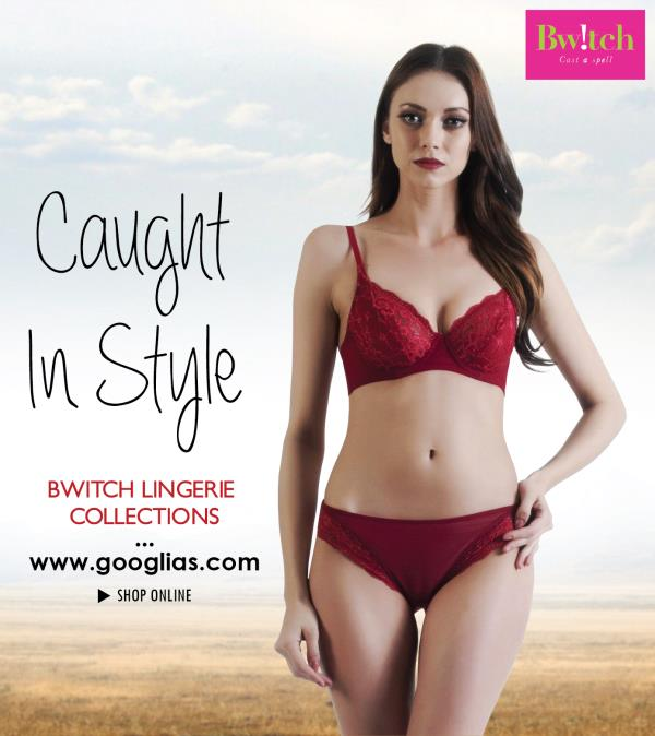 Shop for the best Bwitch lingerie. The huge range of collection included those for Bwitch bra, Bwitch panties, And more.. Shop Now - http://www.googlias.com/c…/bwitch-overall-product-collection ‪#‎Online‬ ‪#‎Sale‬ - by New Varietty Choice - Www.Googlias.Com, Chennai