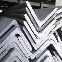 ss angle grade:- 202 , 304 size:-half inch, 1inch, 1 1/4 inch, 1 1/2 inch, 2 inch thickness:- 3, 4, 5, 6, 8, 9 mm - by suswani metalloys, bangalore