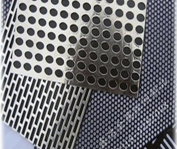 ss perforated sheet in all grades and sizes - by suswani metalloys, bangalore