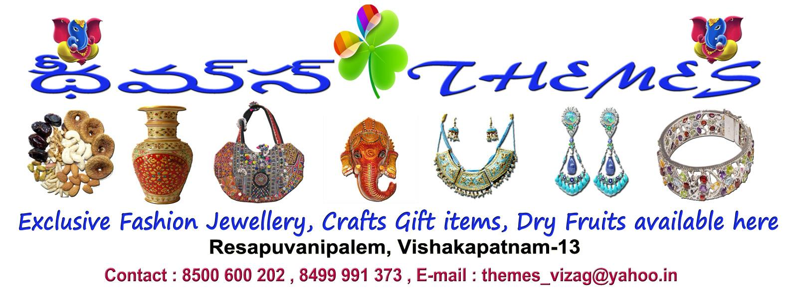 Themes Vizag ....................the one stop shop - by Themes Vizag, Vishakapatnam