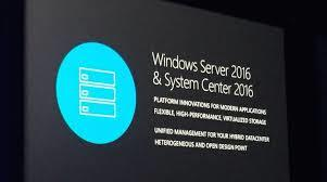 Windows Server 2016[1] is an upcoming server operating system developed by Microsoft as part of the Windows NT family of operating systems, developed concurrently with Windows 10. The first early preview version (Technical Preview) became available on 1 October 2014 together with the first technical preview of System Center, [2] and is currently in public beta testing. The final release date for the server is expected to be in Q3 2016