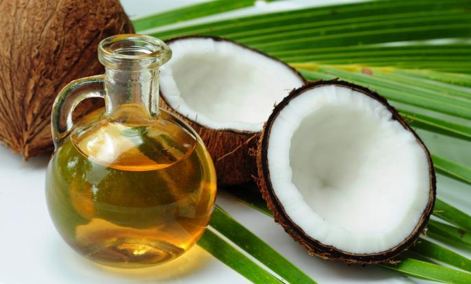 Ours organic coconut oil .