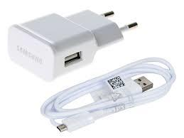 SAMSUNG 100% ORIGINAL CHARGER.