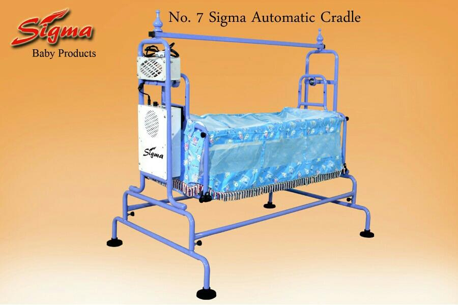 Best Manufacturers Of Automatic Cradle In Rajkot - by Sigma Industries , Rajkot