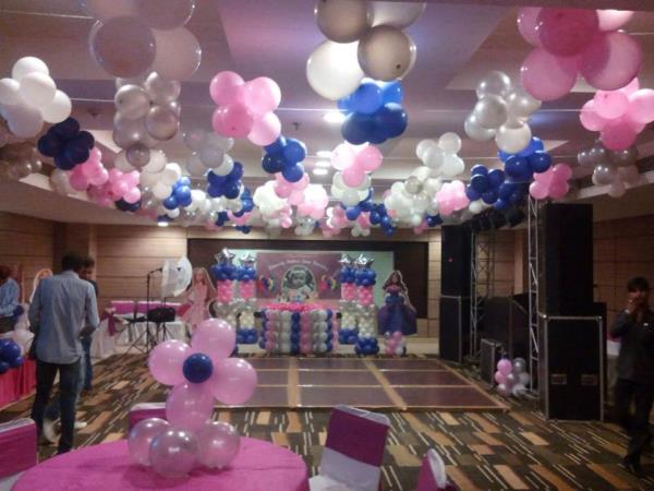 Birthday party decoration delhi you are hosting a small for 1st birthday hall decoration
