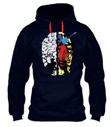 New Drummer Hoodie Added..........Limited Edition - by Teemee, Jaipur