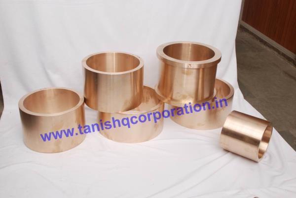 Briquetting machine gun metal brass manufactures  - by Tanishq Corporation, Rajkot