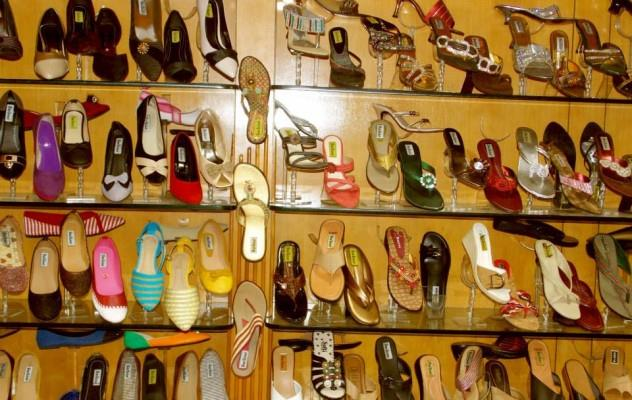They have wide range of pretty trendy footwear for girls sandals, flats, tie ups, ballerinas and heels and ultimate collection of shoes for Boys and Kids with latest variety and stunning collection of Sports Shoes, leather boots, Sandals, S - by Shoe Bazaar, Udaipur