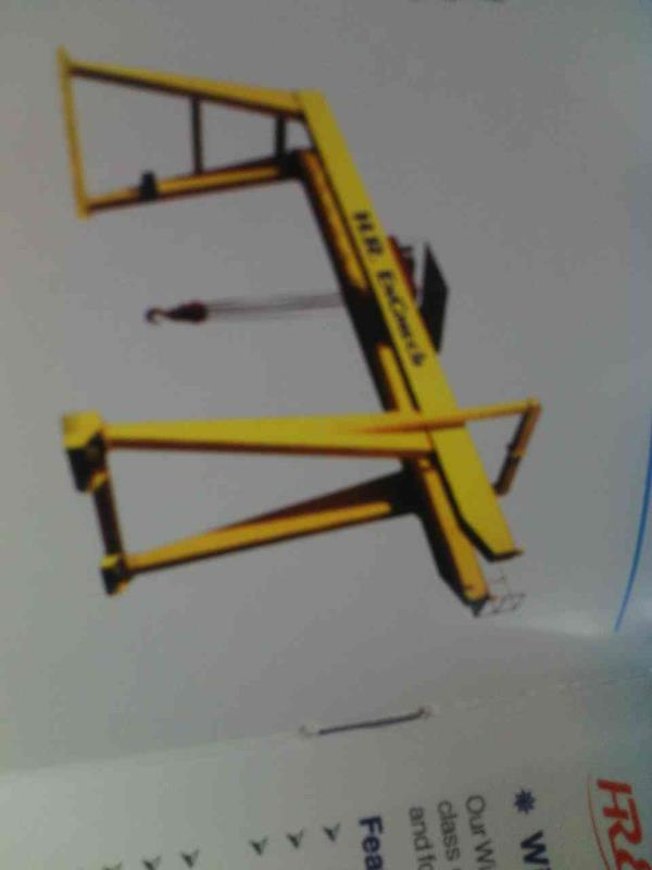 we supply Gantry Cranes which operates in open surroundings  - by H R ENGMECH, Ahmedabad