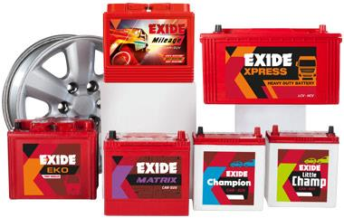We are the best Supplier of  EXIDE Battery.   Incredible Solution - Supplier of EXIDE Battery.  Kamlesh Raturi- 9891916223