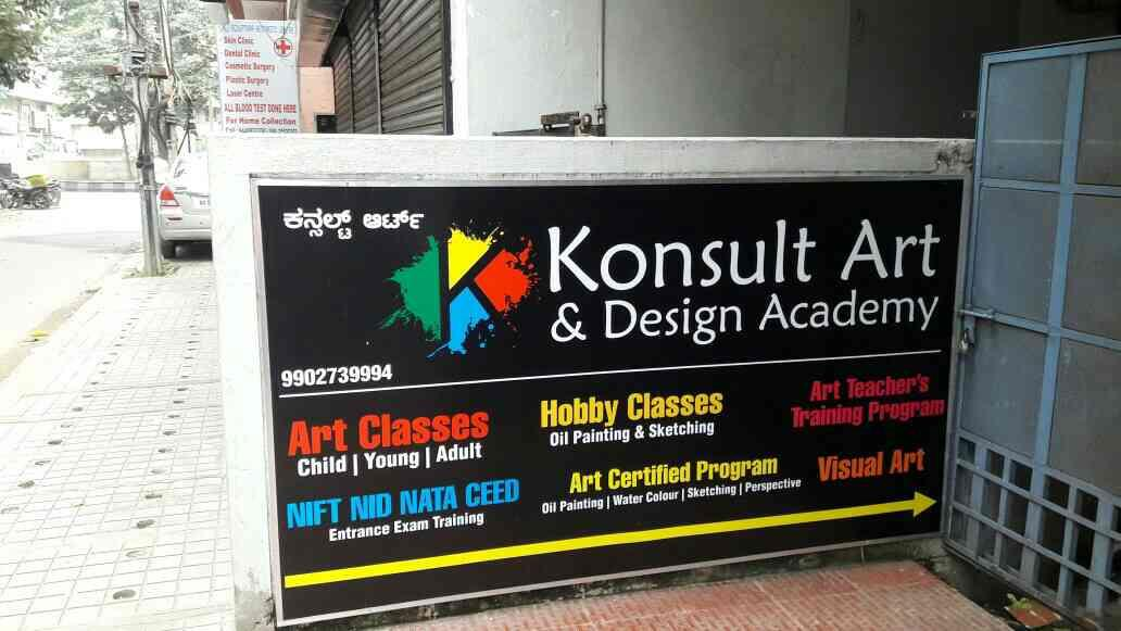 oil painting classes - by Konsultart , Bangalore