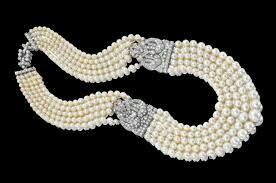 pearl ear rings - by Sri Raghavendra Gems, General Bazaar X Road Secunderabad