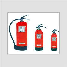 We have an exclusive range of Fire Extinguisher (ABC) offering to our clients. These are manufactured by using high quality components and highly advanced technologies that ensure high performance. These are used to extinguish some accident - by Cross Fire India, Haryana