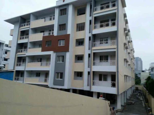 2 BHK READY TO MOVE FLATS ARE AVAILABLE AT AKSHAYA NAGAR  - by R N Associates , Bangalore