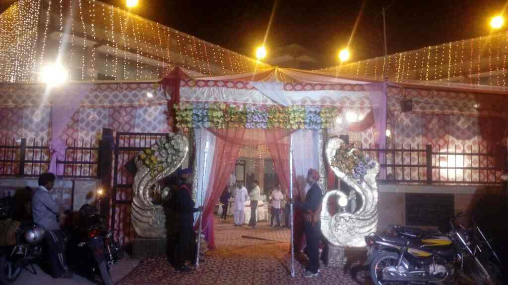 wedding entrance - by Aappayan Caterers & Decorators, Delhi