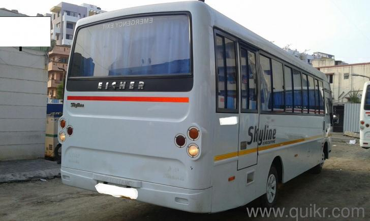 Buses for company on regular routine - by Sunglow Translink Pvt Ltd, Pune