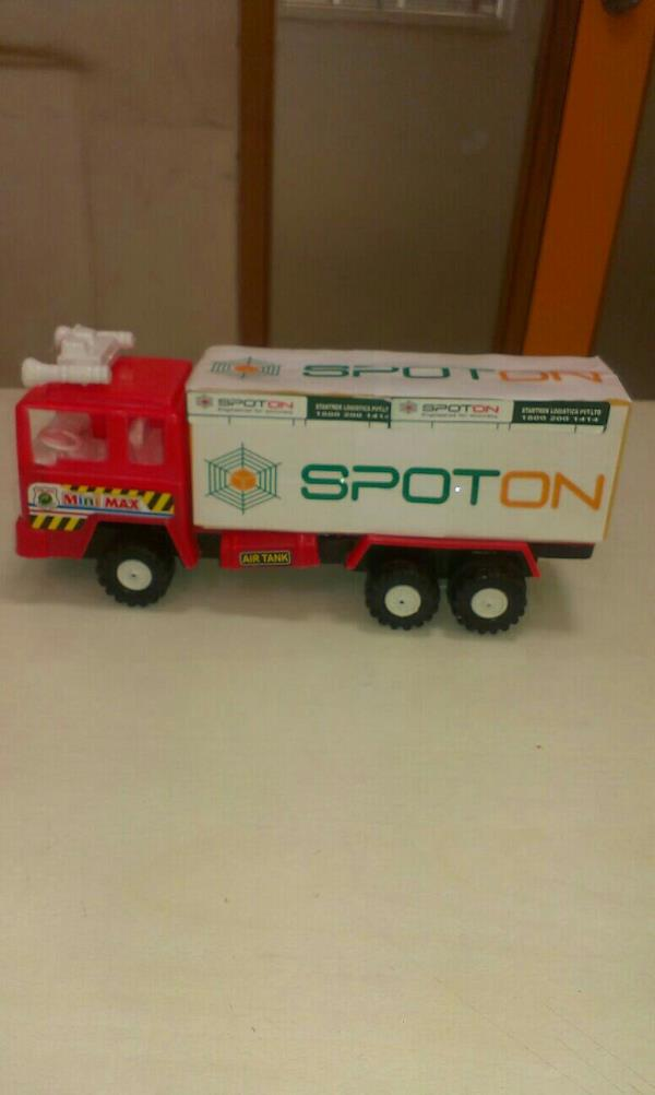 With 16000 serviceable pincode, best in class IT, superior operating process n centralised call centre - SPOTON , India's best road express player , visit us at www.spoton.co.in - by Startrek Logistics Pvt Ltd(SPOTON), Bangalore