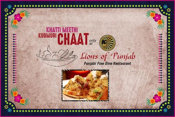 Relish Chatpati ‪#‎Chaat‬ @ ‪#‎LionsofPunjab‬, ‪#‎Tivoli‬ Contact +91 8588836922 at ‪#‎TivoliGarden‬ Resort Hotel, Chattarpur, NewDelhi and @ ‪#‎TivoliGrand‬ GTKarnalRoad, Contact +91 9212556239 and book your table right now !! - by Tivoli Hotels & Resorts, Delhi