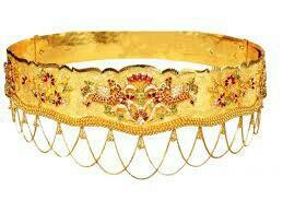 gold vadanam