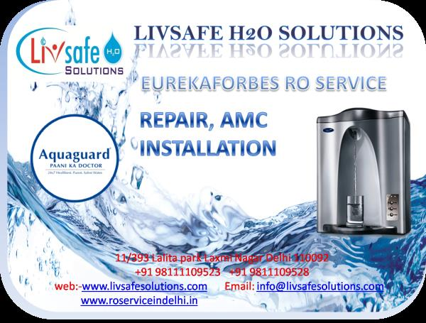 livsafe-RO Service Center in Delhi, Aquaguard RO + UV is a Universal water purifier which delivers the benefits of both RO & UV technology. Its advanced TDS Regulator adjusts the purification as per the source of water, providing 100% healt - by LIVSAFE SOLUTIONS-KENT RO/AQUAGUARD  RO REPAIR SERVICE CENTER CALL-9811109523, Delhi