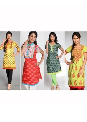 different verities of kurties Range 100-500 - by HindustanGarment, Jaipur