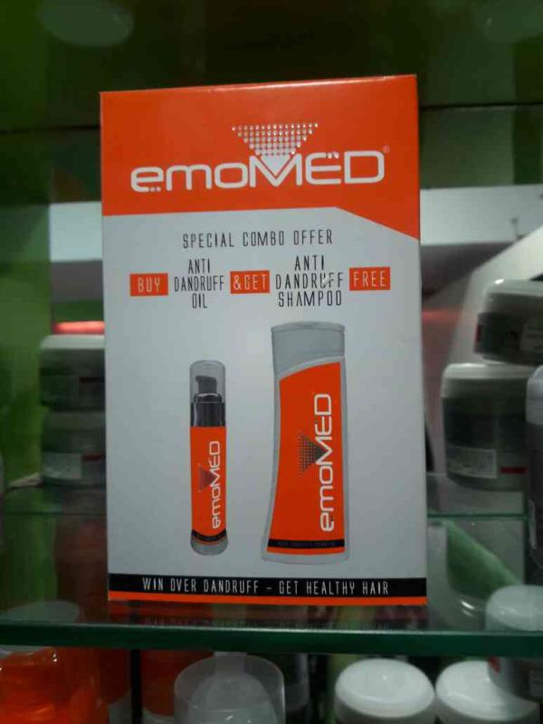 welcome to emomed is one of the best product witch help you to reduce hair fall.  best dandruff hair oil in Punjabi bagh. - by emoMED | 011-45061800 | Anti Dandruff Oil, West Delhi