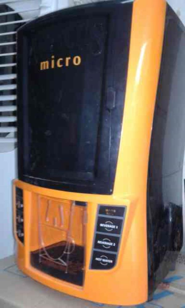 we are no 1 in tea and coffee wending machine dealer in Ahmedabad.