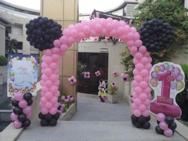 quality Balloon Decorator : Birthday Bless 9810966064 in New Delhi ...