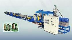 We are Rajkot based very fine quality of pp strap making machine manufacturer in Rajkot.