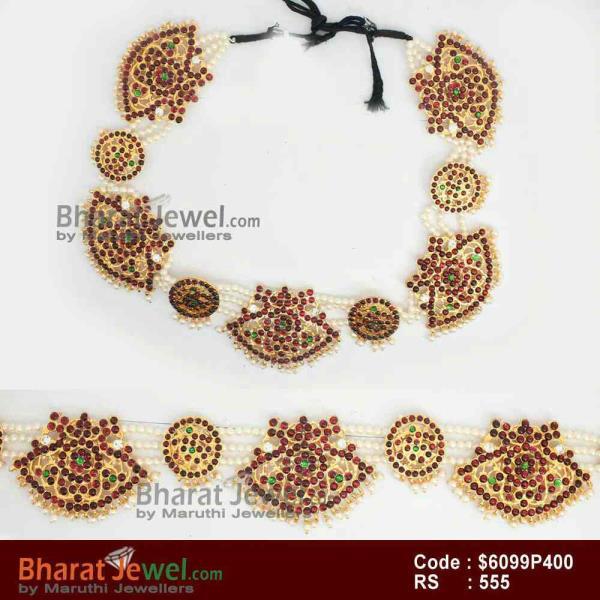 Www.bharatjewel.com Dance Jewellery in Chennai - by Bharatjewel.com, Chennai