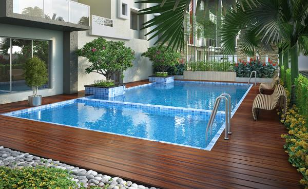 Pool Rendering - by Eminence CG Studio, bangalore
