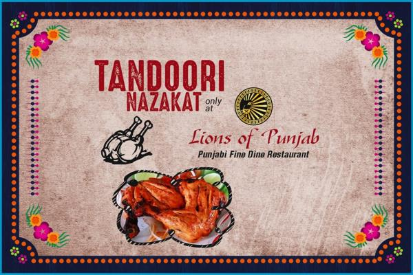Enjoy authentic ‪#‎Tandoori‬ nazakat @ ‪#‎LionsofPunjab‬, ‪#‎Tivoli‬ Contact +91 8588836922 at ‪#‎TivoliGarden‬ Resort Hotel, Chattarpur, NewDelhi and @ ‪#‎TivoliGrand‬ GTKarnalRoad, Contact +91 9212556239 and book your table right now !! - by Tivoli Hotels & Resorts, Delhi