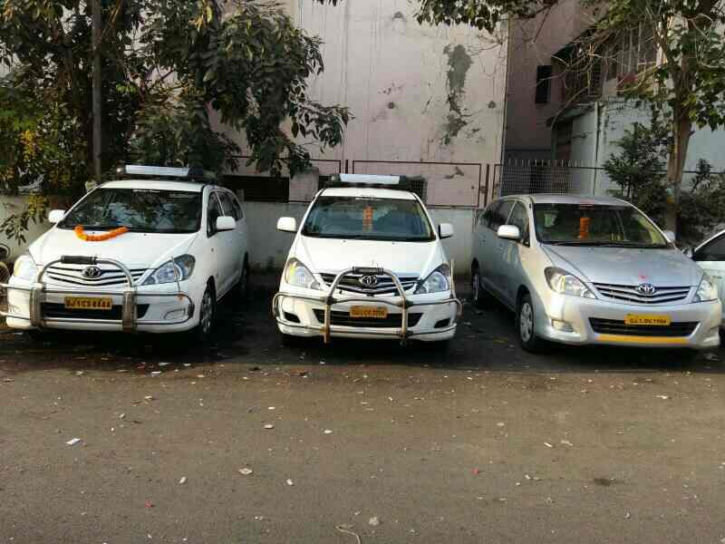 taxi provider on rant in ahmedabad