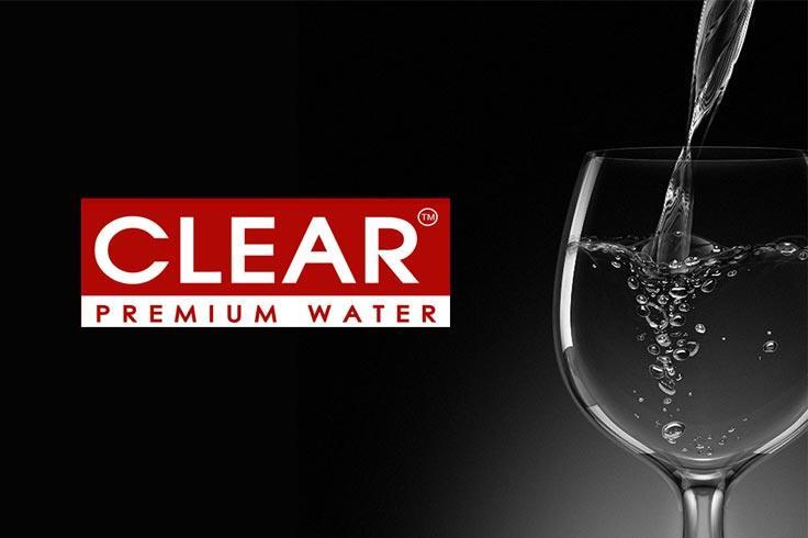 Clear Premium Water is Pr