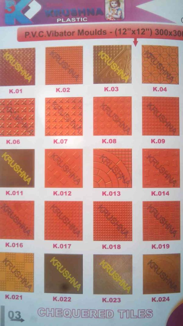 Plastic Mould Manufacturers in Morbi - by Krushna Plastic, Morbi