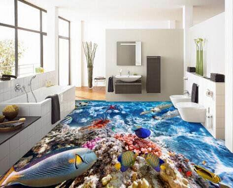 Best 3D flooring in Bangalore  - by Firefly Spaces, Bangalore Urban