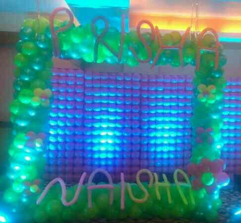 Selfie booth at a Birthday Party Contact us now  For more Info: http://eventsbuddy.com  Lakshanya Events - Best Birthday Organizer in Gurgaon - by Lakshanya Events, ghaziabad