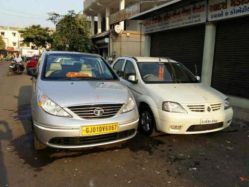 ac car on rent  - by Adinath Travels, Ahmedabad