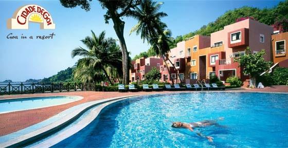 Hotels in Miramar Beach, North Goa, Goa  - by Goaholidayz.in, Ahmedabad