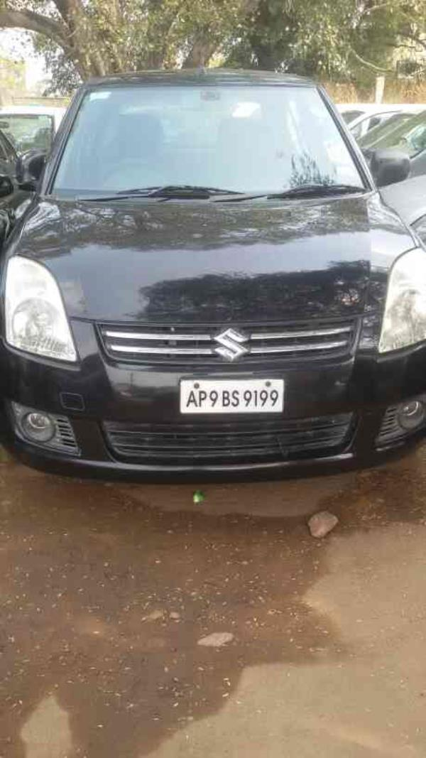 swift dzire 2008 model used cars at hyd