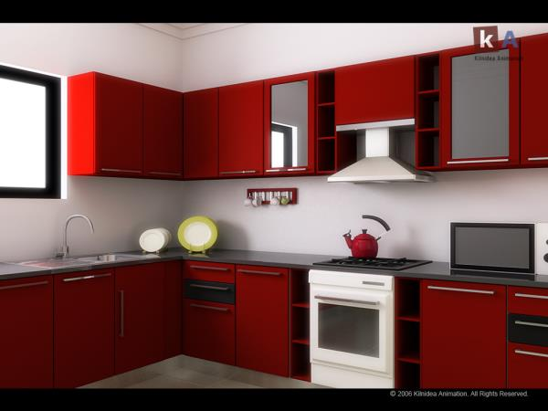 Modular kitchen - by Dream Home Interior, Gurgaon