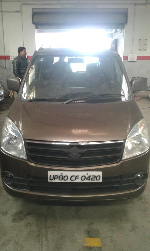 AFTER - by R K Automobiles, Agra