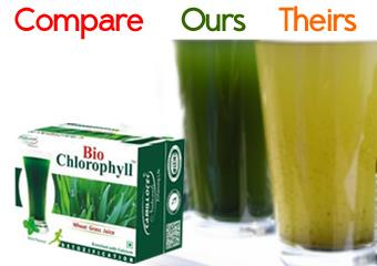 Instant mix - All natural extracts no synthetic colorants , no junk fibers which we cant digest - High Chlorophyll. from Wheatgrass  -----------------------------------------------------------------   Excerpts From