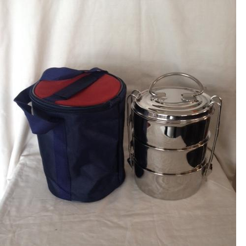 Stainless Steel Hot tiffin  3tire     1735.00  2tire     1250.00