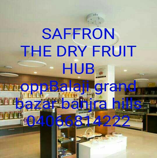 shop picture - by Saffron Dry Fruits Hub, Hyderabad