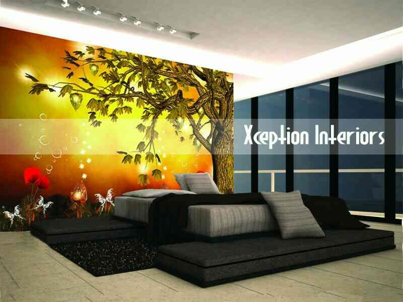 3D || MURALS || ARTISTIC WALLPAPERS  #hot_sale_design #customized_bespoke_wallpapers #leading_retailer_delhi_& _NCR - by Xception Interiors +91-9971418001 9873585903, Delhi
