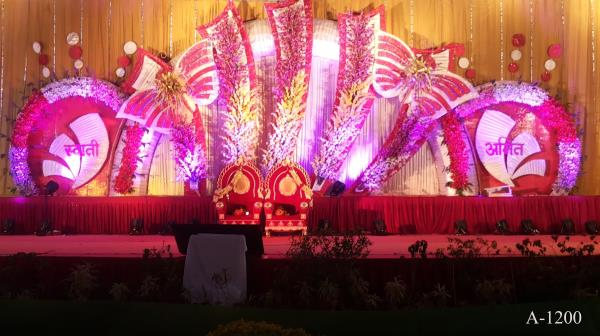 marriage hall decoraters in nashik