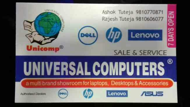 dell laptop dealers in east delhi  dell laptop sale, repair and services in east delhi - by UNIVERSAL COMPUTERS  +919810770871, New Delhi