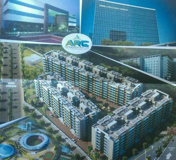 property near TCS and Infosys super corridor in Indore